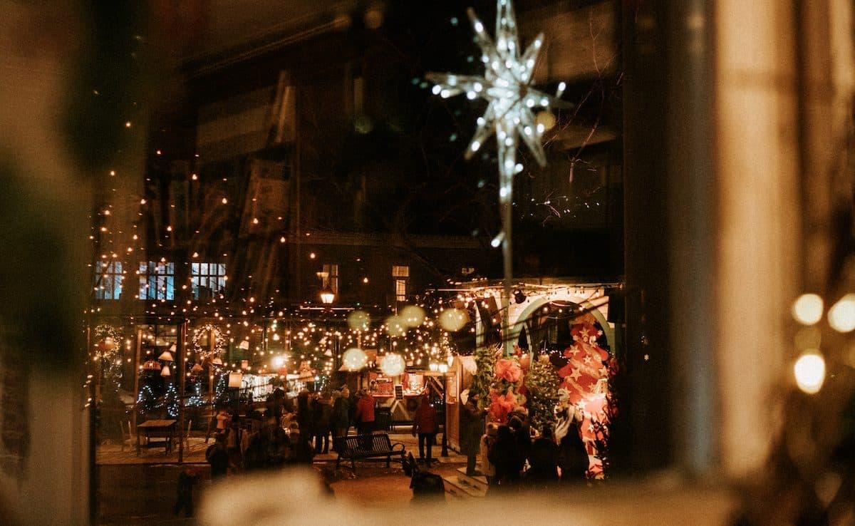 Marché de Noël 2019 - © Matthew Poburyny / Métiers & Traditions
